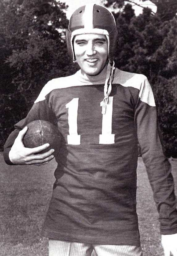 Gerald Jones Ford >> The World of Football